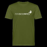 T-shirts ~ Mannen Bio-T-shirt ~ bio t-shirt mannen zwart