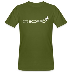bio t-shirt mannen zwart - Mannen Bio-T-shirt