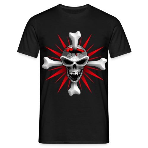 skull os - T-shirt Homme