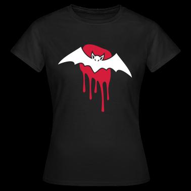 pipistrello - Sangue - Male - terribili T-shirt