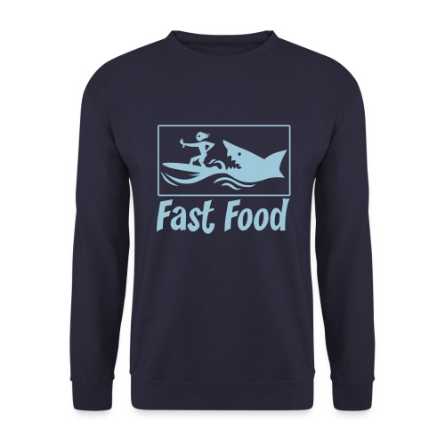 Fast food - Sweat-shirt Homme