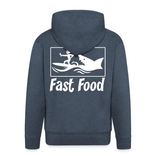 Fast food - Veste à capuche Premium Homme
