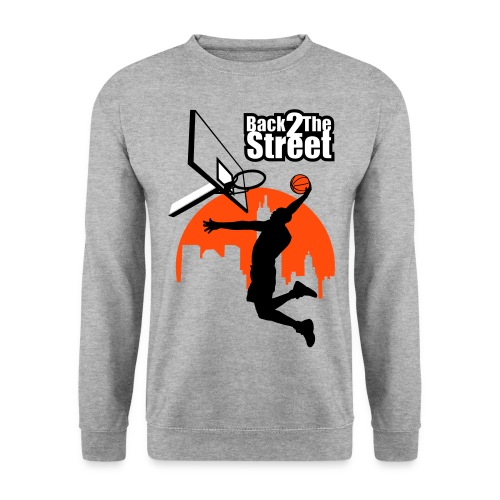 Back 2 the street - Sweat-shirt Homme