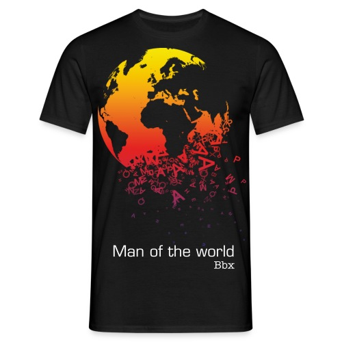 Man of the World - T-shirt Homme