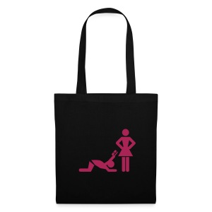 Black Bag - Tote Bag