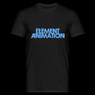 T-Shirts ~ Men's T-Shirt ~ Element Animation - Mens Shirt