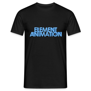 Element Animation - Mens Shirt - Men's T-Shirt