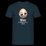 T-Shirts ~ Men's T-Shirt ~ Jason's a Moron - 3D Glasses - Mens Shirt