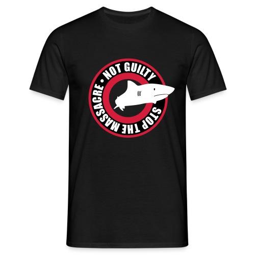 Stop The Massacre - T-shirt Homme