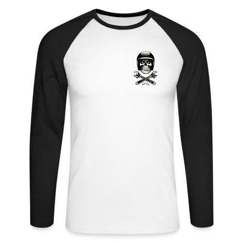 chopper - T-shirt baseball manches longues Homme