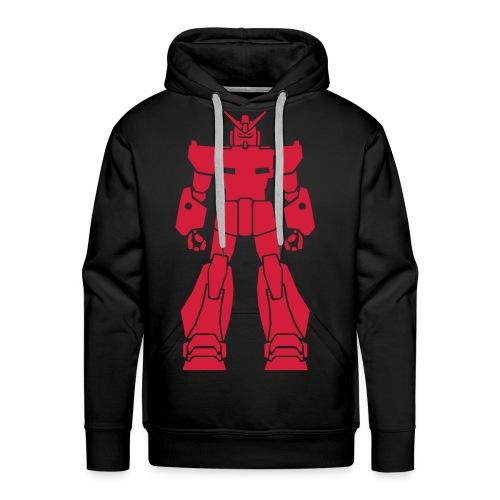 David Guetta Robot Hoodie - Men's Premium Hoodie