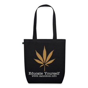 Organic Bag CannDocs.info - EarthPositive Tote Bag