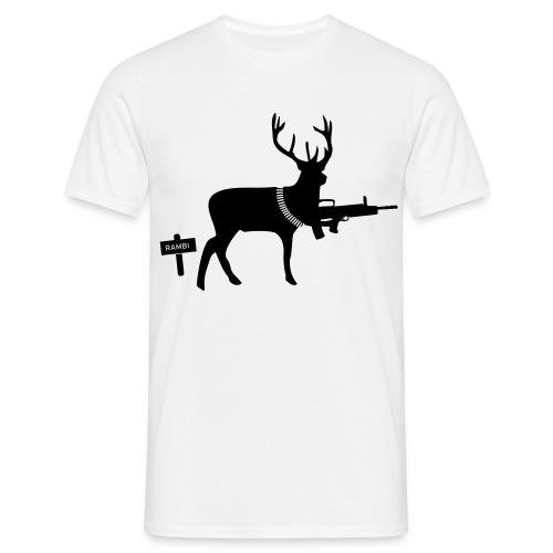Rambi - Mannen T-shirt