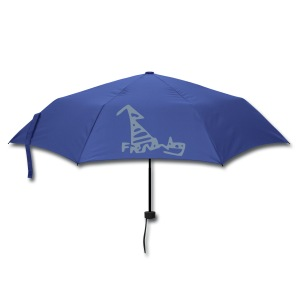 French Dog Classic Collapsible Umbrella - Umbrella (small)
