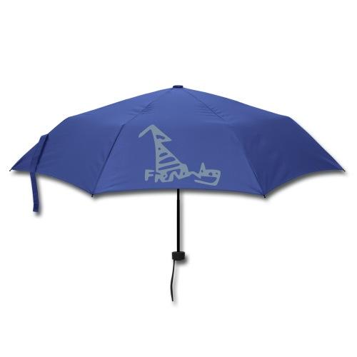 French Dog Classic Collapsible Umbrella - Umbrella (small)