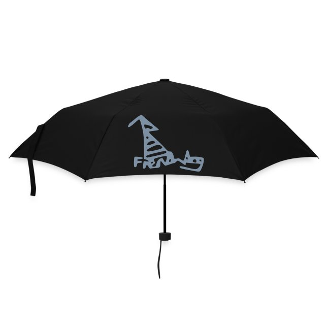 French Dog Classic Collapsible Umbrella