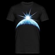 T-skjorter ~ T-skjorte for menn ~ Sunrise