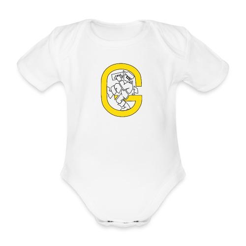 Guntrum Baby Body - Baby Bio-Kurzarm-Body