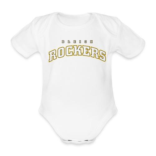 Bleichrockers Baby Body - Baby Bio-Kurzarm-Body