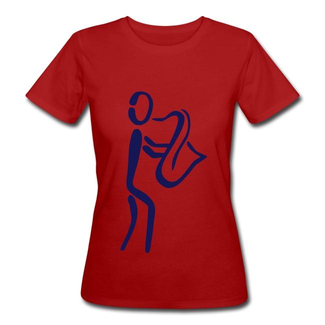 Saxophon-Shirt