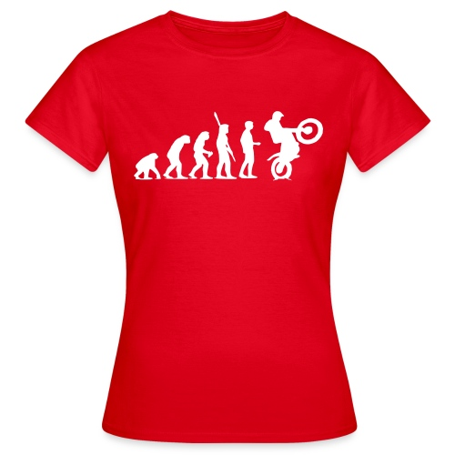 Trial Evolution women - Frauen T-Shirt