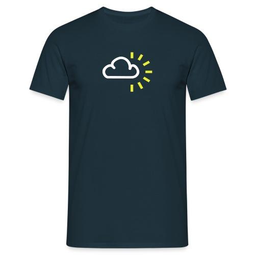 Sunny spells - Men's T-Shirt