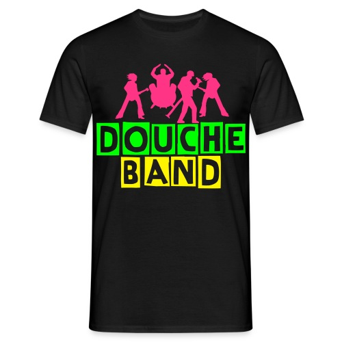 T-Shirt for menn - EXCLUSIVE! DOUCHE BAND - T-skjorte for menn