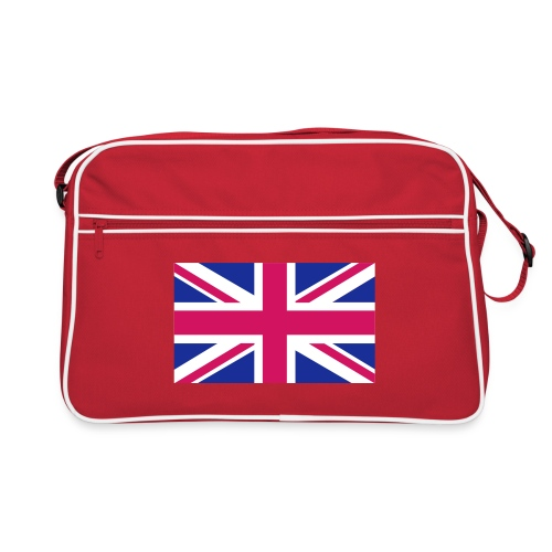 England (Retro) - Retro Tasche