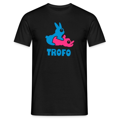 T-Shirt - Trofo - T-skjorte for menn