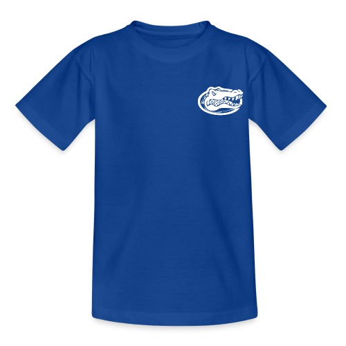 London Gator Club (Blue) (Kids) - Teenage T-Shirt