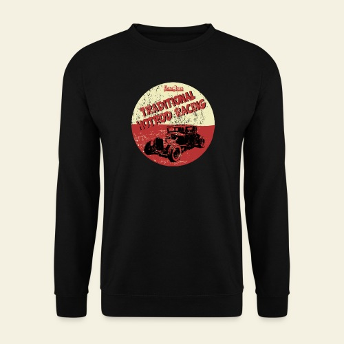 Traditional hotrod - Herre sweater