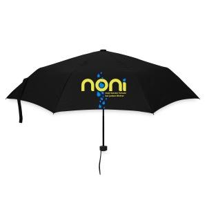Mein bester Schutz bei jedem Wetter, lila - Regenschirm (klein)