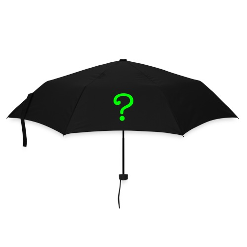 Riddle Me This... ? - Umbrella (small)