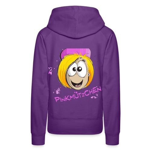 Pinkmützchen zum Einkuscheln - Frauen Premium Hoodie
