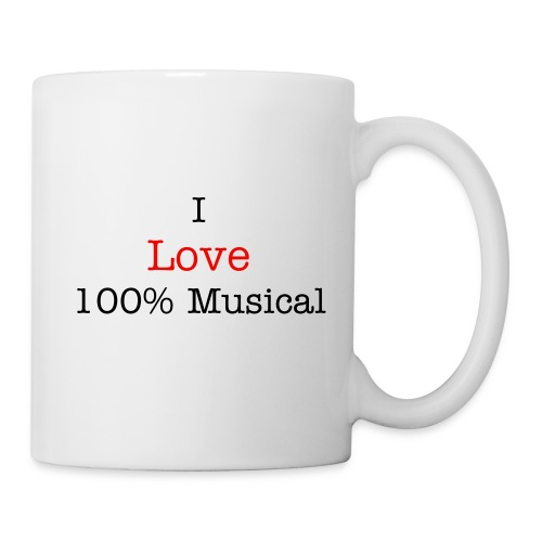 I Love 100% Musical - Mok