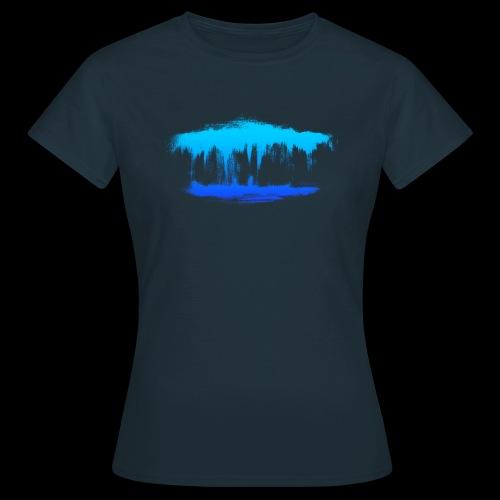 Wasserträume - T-skjorte for kvinner