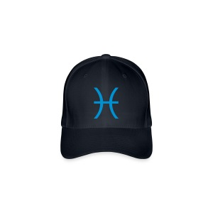 Cappellino adulto Pesci - Cappello con visiera Flexfit