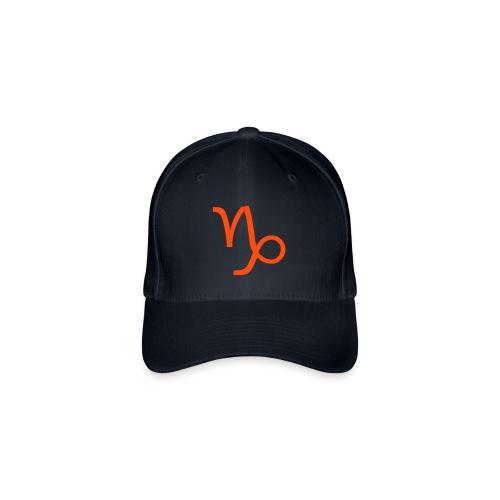 Cappellino adulto Capricorno - Cappello con visiera Flexfit