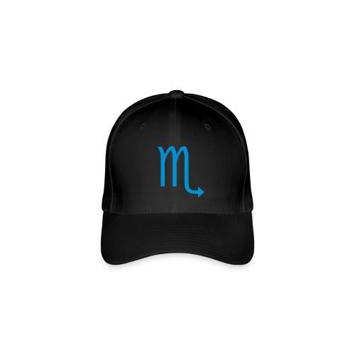 Cappellino adulto Scorpione - Cappello con visiera Flexfit