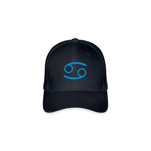 Cappellino adulto Cancro - Cappello con visiera Flexfit