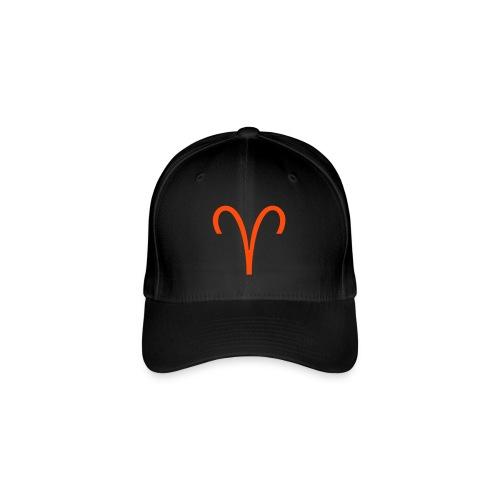 Cappellino adulto Ariete - Cappello con visiera Flexfit