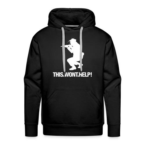 This will help - Mannen Premium hoodie