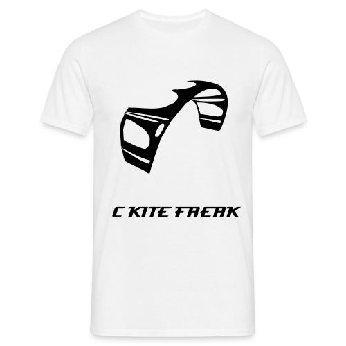 C Kite Freak - Männer T-Shirt