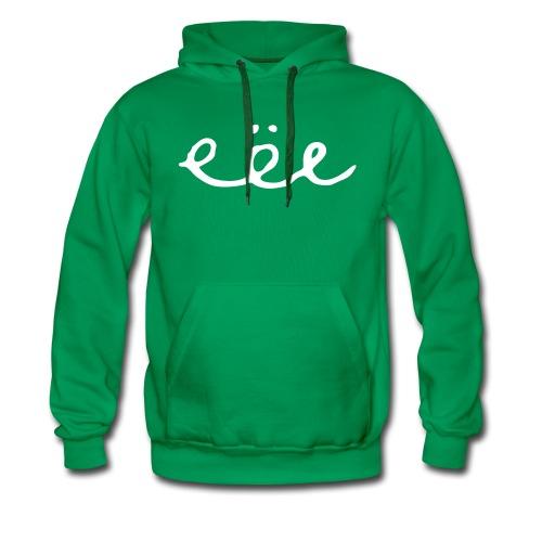 eëe sweater - Mannen Premium hoodie