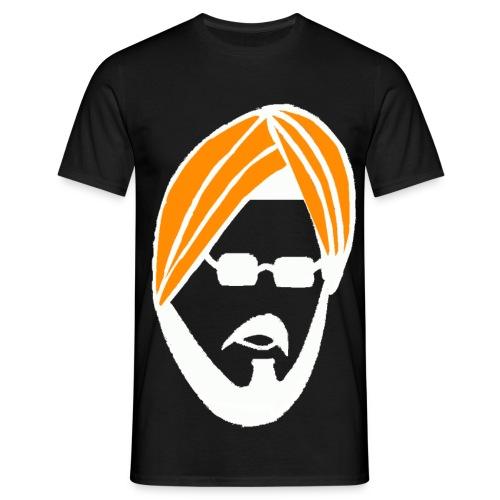 sardar ji ( in white) - Men's T-Shirt