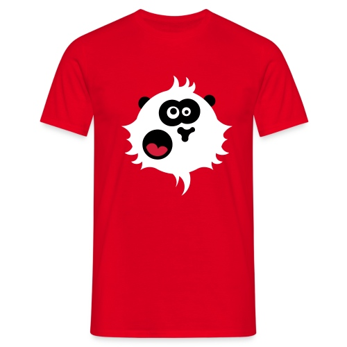 Panda power - Men's T-Shirt