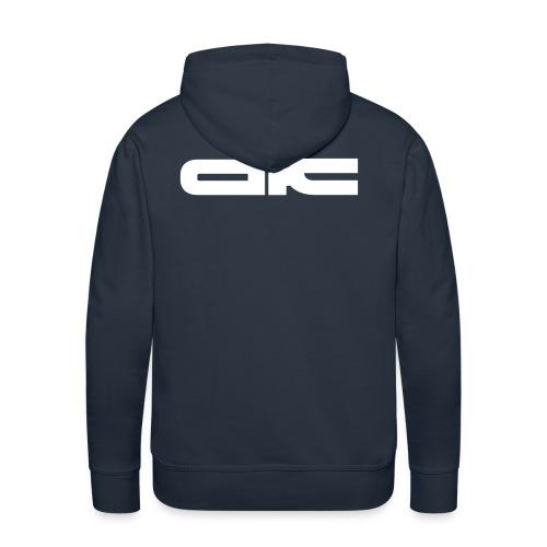 DK Fashion - Männer Premium Hoodie