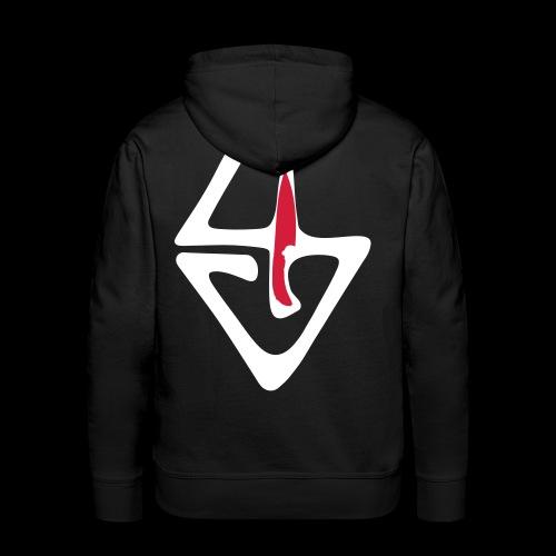 Gabbafreakz logo Hoodies & Sweatshirts - Men's Premium Hoodie