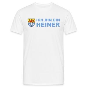 Ich bin ein Heiner - Männer T-Shirt