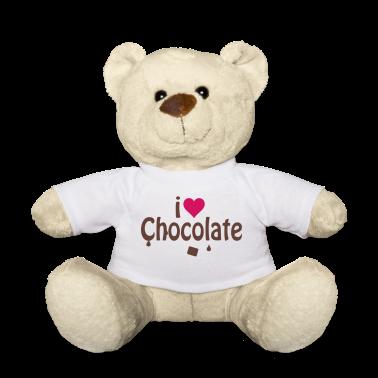 I love chocolate Teddies